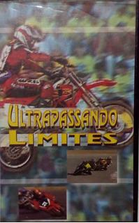 Vhs. Motos Competições. Ultrapassando Limites.