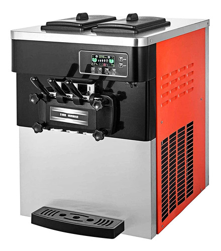 Maquina Helados Soft Inteligente 12 Litros Nuevo Tienda 2500