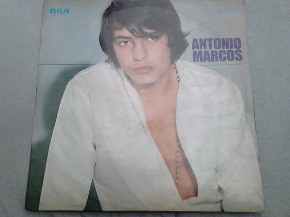 Lp Disco Vinil Antonio Marcos 1969