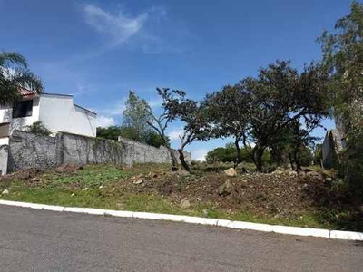 Terreno Venta Vista Real Privada Plano Escriturado 800m2