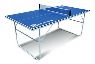Md Sports Tt209y19007 Mesa De Ping Pong Portatil Plegable