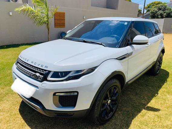 Land Rover Evoque 2.0 Td4 Se 5p 2017