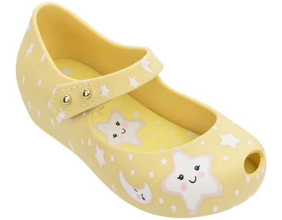 Sapatilha Mini Melissa Ultragirl Sweet Dreams
