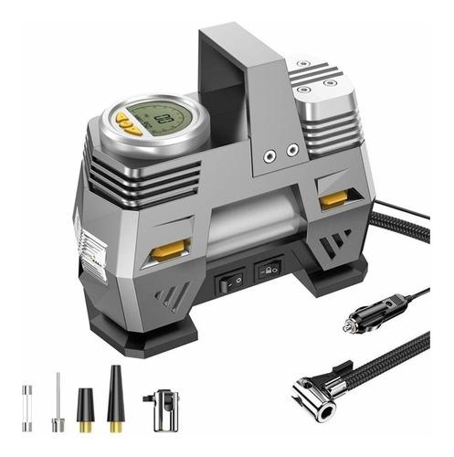 Cicmod Bomba De Aire Portátil Compresor 12 V Dc 150 Psi