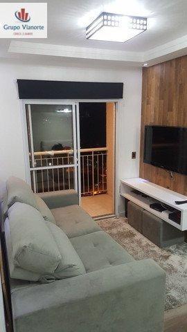 Apartamento A Venda No Bairro Jardim Modelo Em São Paulo - - N114-1