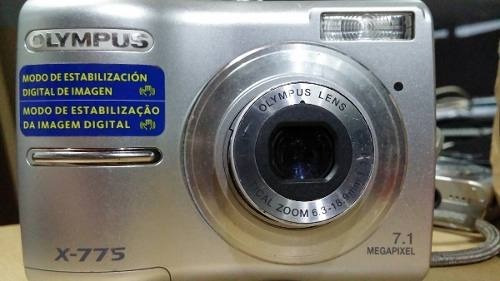 Câmera Fotográfica Olympus X-775