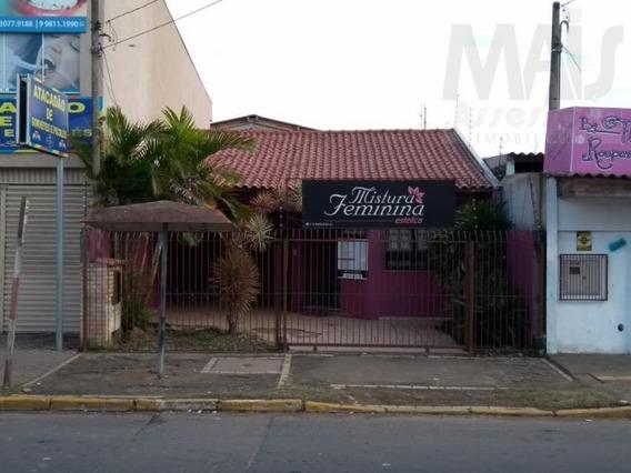 Casa Para Venda Em Canoas, Central Parque, 3 Dormitórios - Jvcsdt003