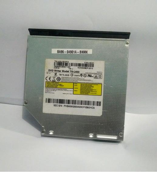 Gravador Dvd Para Notebook Modelo Ts-l633 + Cabo Sata