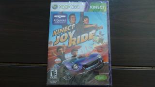 Kinect Joy Ride Xbox 360 Nuevo Sellado