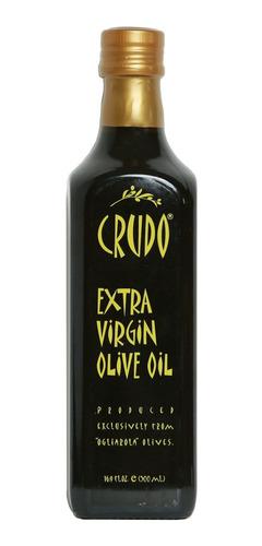 Imagem 1 de 1 de Azeite De Oliva Extra Virgem Crudo Acidez  0,3% 500ml