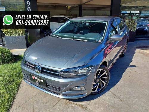 Imagem 1 de 12 de Volkswagen Virtus 1.0 200 Tsi Highline Automático