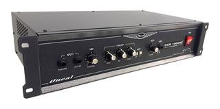 Amplificador Cabeçote Oneal Ocb 1000 Hx 350 Wrms Para Baixo