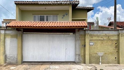 Imagem 1 de 22 de Sobrado A Venda No Alto Do Alvinópolis Próximo A Comércios E Escolas... - Ca01220 - 69285930