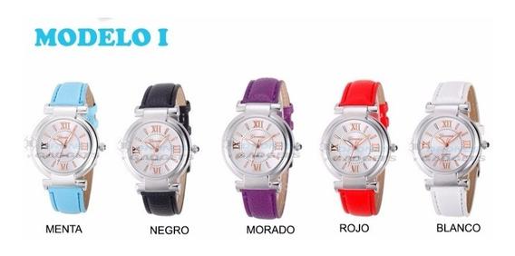 Lote 10 Pz Relojes Dama Mayoreo Retro Moda Diseños Proveedor