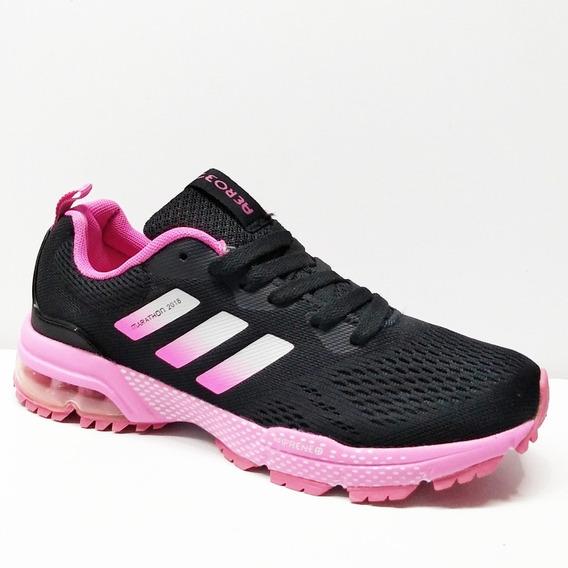 Zapatos adidas Marathon 2018 Damas Air Zoom Bingo Hi Sport