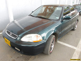 Honda Civic Lx Mt 1500cc