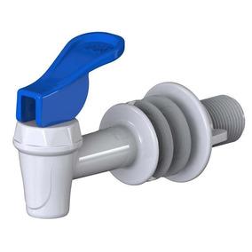Torneira Para Filtro C/alavanca Sup.azul Herc1358 Kit C/50un