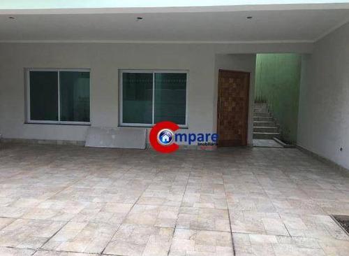Casa Com 4 Dormitórios À Venda, 350 M² Por R$ 980.000,00 - Vila Rosália - Guarulhos/sp - Ca1128