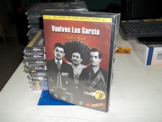 Dvd Vuelven Los Garcia Pedro Infante Sara Garcia