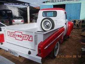 Picape Chevrolet Brasil 3100