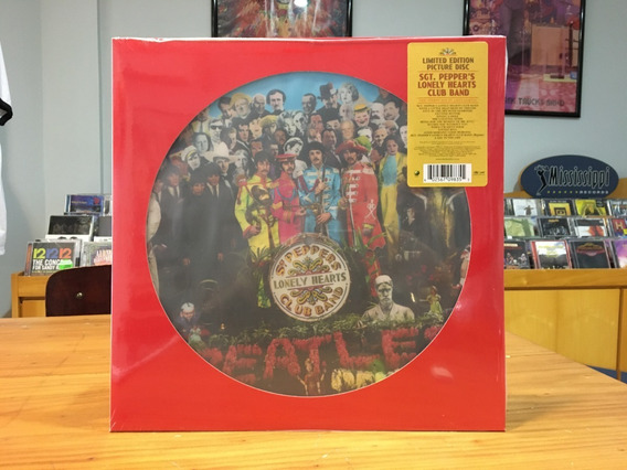 The Beatles - Sgt Peppers Lonely Hearts (lp Picture 2017)