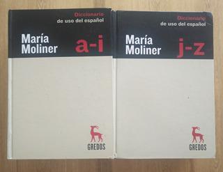 Diccionario De Uso Del Español María Moliner