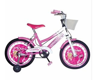 Bicicleta Rod.16 4041 Twin Futura