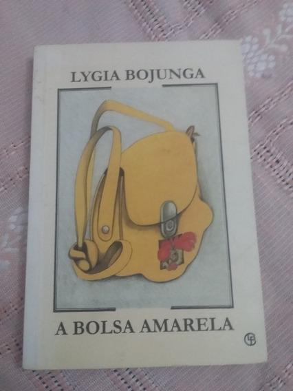 Livro A Bolsa Amarela