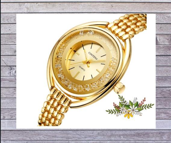 Relógio Feminino De Pulso Frete Grátis Importado Original