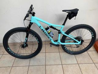 Bicicleta Specialized Epic Swork 2109 Nueva Sin Uso