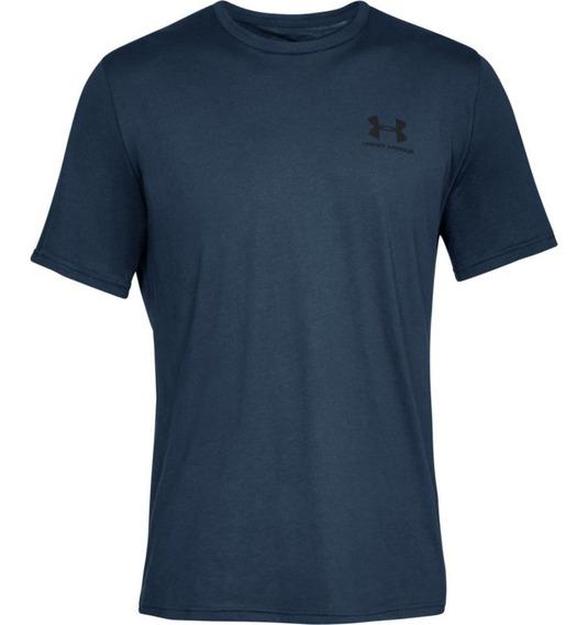 Camiseta Under Armour Sportstyle Left Chest Masculina