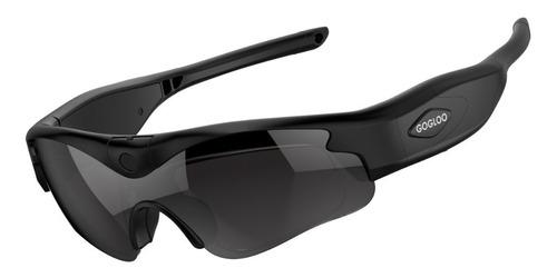 Óculos De Sol C/câmera Hd  Filma - Tira Foto + Nf + Garantia
