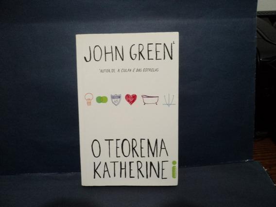 Livro: O Teorema Katherine ( Jonh Green )