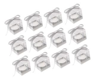 12 Piezas De Cajas De Pastel De Muffin De Cupcake