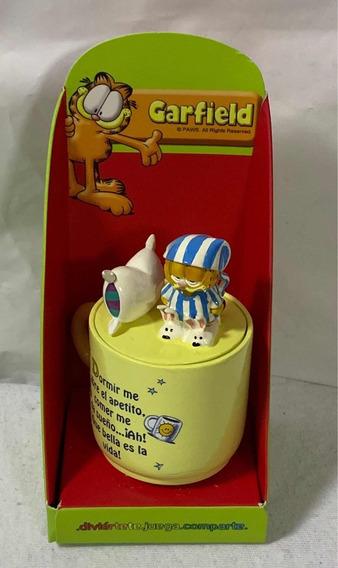 Mini Alhajero Garfield