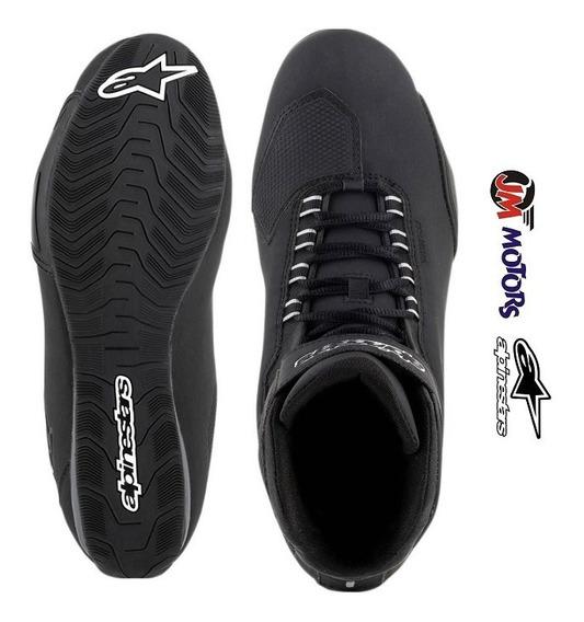 Jm Zapatillas Moto Alpinestars Sektor Shoes Urbana Deportiva