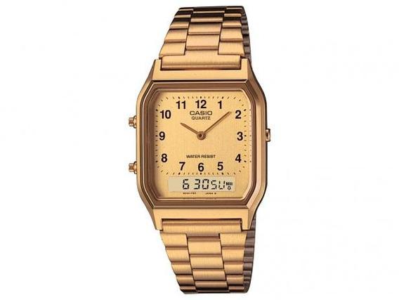 Relógio Casio Aq-230ga-9bmq 006447rean