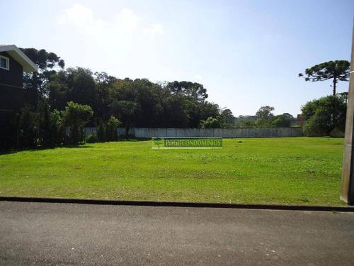 Terreno À Venda, 1286 M² Por R$ 480.000,00 - São Gabriel - Colombo/pr - Te0659