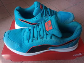 Zapatos Puma Originales 100% Running Descendant Talla 42 $40