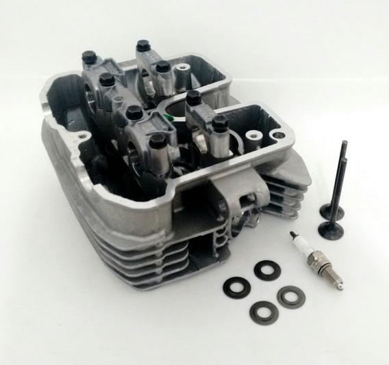 Cabeçote Honda Cb-300/xre-300 C/ Válv.+vela Iridum+assento