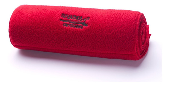 Bufanda Polar Termica- Thundra Roja