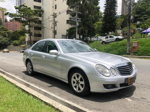 Mercedes Benz Clase E 200k