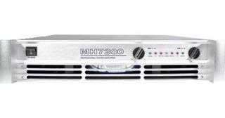 Audiolab Mh-7200 Unidad De Potencia 1900wx1900w Sonido Dj
