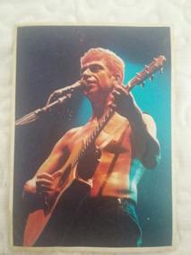 Foto Original De Show Lulu Santos Em Fortaleza 2001