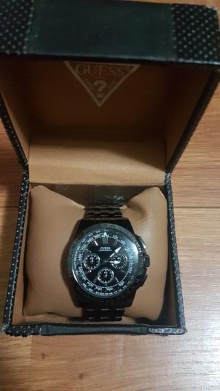 Relógio Seminovo Guess Black