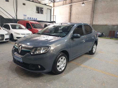Renault Logan 1.6 8v 2015-permuto Financio