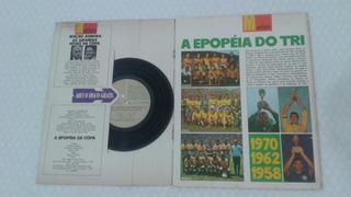 Relíquia Da Seleção Brasileira Da Copa De 70