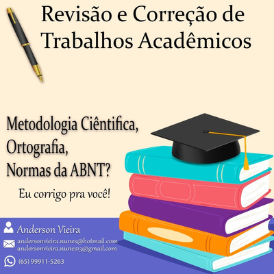 Revisão E Correção De Trabalhos Acadêmicos
