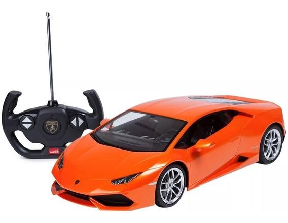 Auto A Escala Lamborghini Huracan 1/14 Con Control Romemut