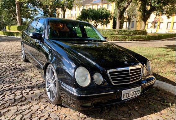 Mercedes-benz Classe E 3.2 Avantgarde 4p 2000
